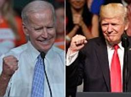 trump says he could take 'crazy joe biden' in a fight