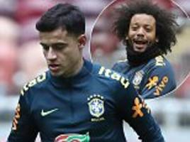 brazil boss tite admits star man 'neymar cannot be replaced'