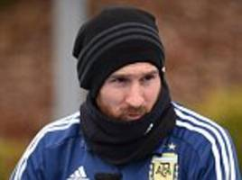 diego maradona insists lionel messi has nothing to prove in russia