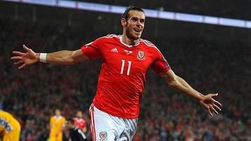 Gareth Bale becomes Wales' all-time record goalscorer with China Cup hat-trick