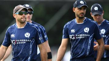 scottish cricket faces uncertain future after world cup qualification failure