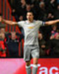 Zlatan Ibrahimovic sends message to Man Utd fans after exit and makes major declaration