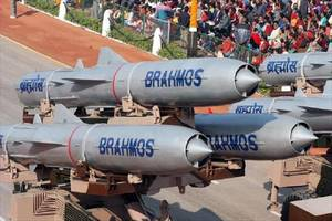 Rajasthan: BrahMos, Supersonic Cruise Missile, successfully flight tested from Pokhran
