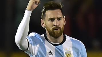 messi can 'carry' argentina in russia - sampaoli