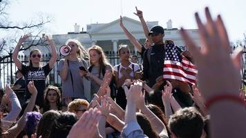 student-led protests are ingrained in american history
