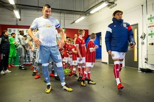 Manchester United's Zlatan Ibrahimovic to leave England - how he made history against Bristol City
