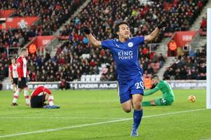 leicester city to play southampton - three days before the saints' fa cup semi-final clash