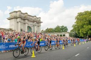 this is the route world class triathletes will take in nottingham this summer