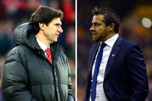aitor karanka not concerned about fate of his friends, never mind nottingham forest's enemies, as championship season reaches a finale