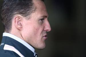 michael schumacher's heartbroken family give formula one fans a message before new season