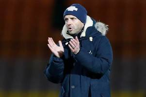 Exeter City vs Swindon Town: Paul Tisdale says Saturday offers up a big three points for both sides