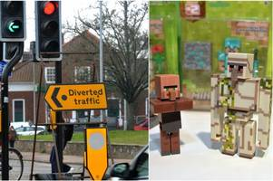 can you help redesign this cambridge neighbourhood – on minecraft?