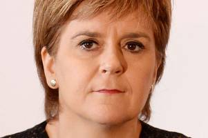 nicola sturgeon criticised by putin goverment for supporting sanctions in wake of russian spy poisoning