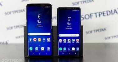 Samsung Galaxy S9 Owners Complaining of Dead Spots on the Display