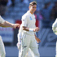 cricket: england's stunning capitulation was 'surreal', says trent boult