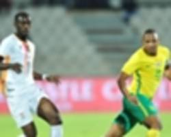 South Africa - Zambia Preview: Bafana look to end the four-nation tournament on a high