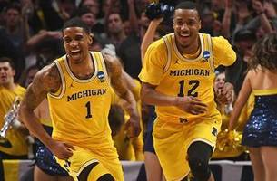 Chris Broussard: 'I think Michigan is looking like a team that can win the championship'