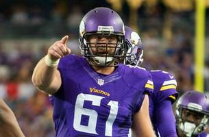 vikings' berger officially retires from nfl