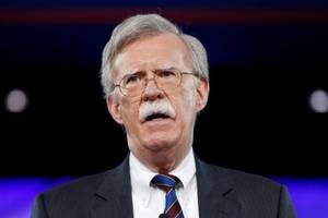 John R Bolton to be new National Security Adviser to President Trump