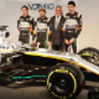 force india f1 team rule out name change