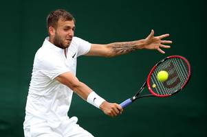 cocaine shame tennis ace dan evans to teach young players about dangers of drugs