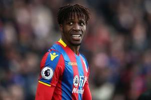 crystal palace defender explains why wilfried zaha is so crucial to the eagles in the battle to avoid relegation