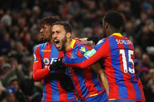crystal palace duo alongside manchester city, liverpool and chelsea stars in premier league top five for key statistic