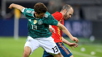 Germany 1-1 Spain: European Heavyweights Play Out Entertaining Draw in Dusseldorf