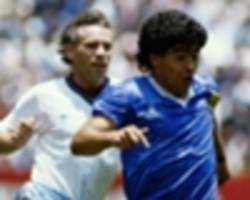 fifa rewind: watch argentina vs england from world cup 1986!