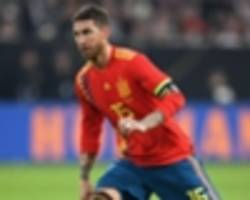 ramos hails spain's belief after germany draw