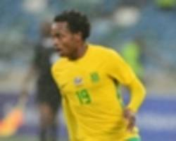 South Africa 2-0 Zambia: Mothiba and Tau strike as Bafana crowned victors of the four-nation tournament