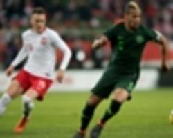 William Troost-Ekong 'honoured' to lead Nigeria to victory vs. Poland