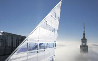 inside the highest penthouse in europe