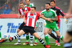 Fans react to Exeter City's win over Swindon Town as Jordan Storey and Jordan Tillson take the plaudits