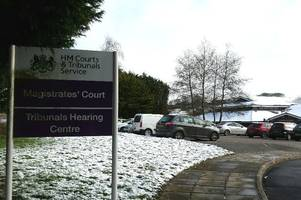 truro magistrates' court: the criminals sentenced at the court this week