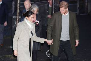 rumoured royal visit of prince harry to croydon may have been totally made-up