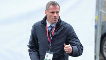 Jamie Carragher Weighs in on Twitter Row to Defend Himself in Spit-Gate Controversy