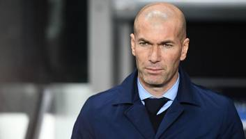 Report: Zidane Stalling on Future as Real Madrid Chiefs Draft Managerial Shortlist