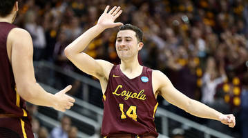 Twitter Reacts to Loyola-Chicago's Dominant Win Over Kansas State