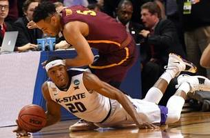 Kansas State's tournament run ends with 78-62 loss to Loyola