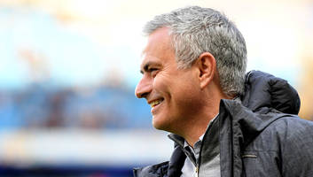 josé mourinho's daughter shares treasured childhood family photo showing father's diving skills