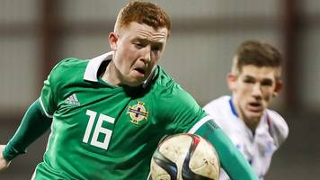 highlights: northern ireland under-21s frustrated by iceland in their euro 2019 qualifier