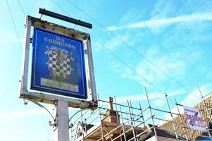 former kingswood pub the chequers to become latest branch of co-op