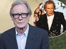 bill nighy almost quit acting: love actually star says he 'hated' his craft for years