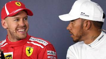 'vettel used ferrari's trump card to strike first psychological blow - and it will hurt hamilton'