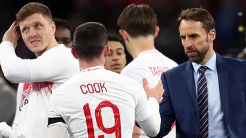 world cup squad watch - who likely impressed southgate in race for russia?