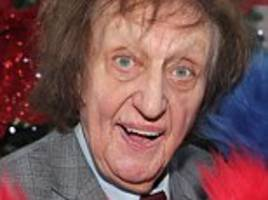 mourners line the streets of liverpool for sir ken dodd's funeral