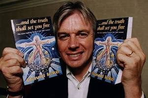 controversial conspiracy theorist david icke is doing a secret gig in birmingham