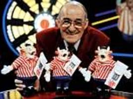 bullseye host jim bowen was laid to rest at private funeral