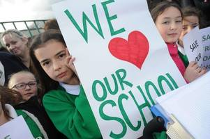 jeremy hunt backs green oak school closure decision as public meeting called